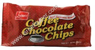 Lieber's Chocolate & Coffee Chips 9 oz